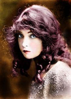 Lillian Gish by ddanette.deviantart.com on @deviantART