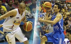 Philippine Cup Semifinals Preview: San Mig Coffee vs. Rain or Shine - SolarSportsDesk.ph