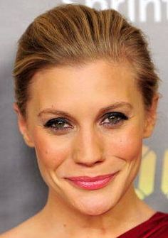 "Actress Katee Sackhoff was diagnosed & treated for thyroid cancer in 2009. Katee Sackhoff is best known for playing Captain Kara ""Starbuck"" Thrace on the Sci Fi Channel's ""Battlestar Galactica,"" & as ""Dana Walsh"" on the Fox series ""24.""   Sackoff told the New York Post: ""Luckily, for me, I had one of the most curable forms of it. Once the surgery was done to remove my thyroid, I took nine months off."" In January of 2010, ""She recently had a one-year check-up, which showed no signs of cancer"