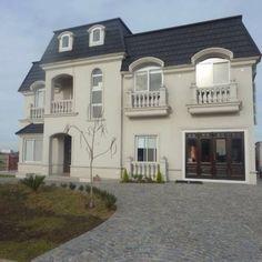 1000 images about fachadas on pinterest house facades - Casas estilo frances ...