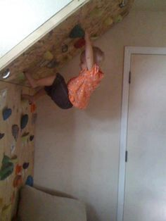 een klimmuur in mijn kamer?