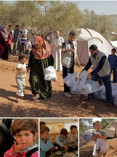 Thank you for donating and helping Islamic Relief USA