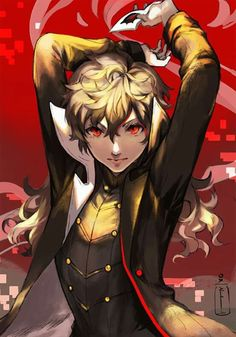 P5 IF female protag