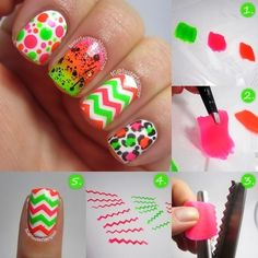Style up your nails with simple and brilliant nail sticker ideas!
