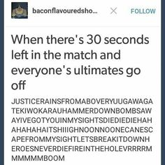 Overwatch lol