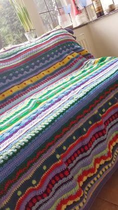 haken, haken, haken....crochet along 2014