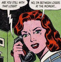 19 Depressingly Relatable Relationship Comics That Are Too On Point - Memebase - Funny Memes Sober, Comic Books Art, Comic Art, Relationship Comics, Vintage Pop Art, Comic Panels, Wow Art, Morning Humor, Sunday Morning