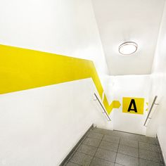 Color coded wayfinding