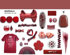 Introducing Marsala – Pantone's 2015 Color of the Year |