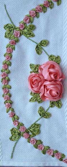 Güllerim (minik havlu) Zülüş