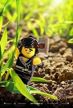 The Lego: Ninjago Movie