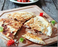 Macedonian Quesadillas