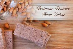 Batoane Proteice cu Aroma de Ciocolata si Nuci Fara Zahar Gluten, Bread, Food, Brot, Essen, Baking, Meals, Breads, Buns