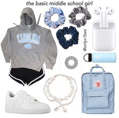 Aesthetic Fashion, Aesthetic Clothes, Look Fashion, Teen Fashion Outfits, Outfits For Teens, Retro Outfits, Middle School Outfits, Backpack Essentials, Teen Trends