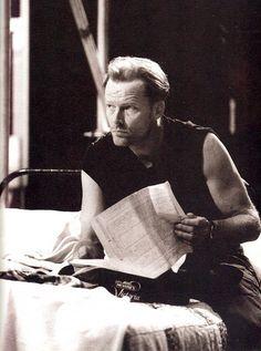 "Iain Glen (Jorah Mormont in GoT) in ""A streetcar named desire"" (2002). Really handsome man."