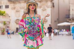 Antica Sartoria Positano Beach Ibiza Style Hippie Gipsy Chic La Moda 2018 2e333467d70
