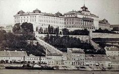 1865 körül. A királyi palota. Budapest, Arch, Louvre, Building, Travel, Longbow, Viajes, Buildings, Destinations