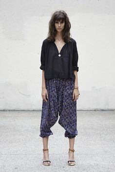 Ulla Johnson Spring 2014 i like the shirt Spring Summer Fashion, Spring Outfits, Spring 2014, Ulla Johnson, Fashion 2020, Get Dressed, Style Me, Fashion Beauty, Cool Outfits