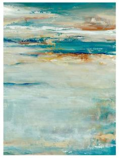Sunset Canvas Giclee