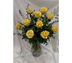 Lively Yellow Rose Bouquet in Princeton, Plainsboro, & Trenton NJ, Monday Morning Flower and Balloon Co. Yellow Rose Bouquet, Yellow Roses, Rose Flower Arrangements, Rose Delivery, Morning Flowers, Monday Morning, All The Colors, Favorite Color, Bouquets