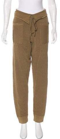 Ronny Kobo High-Rise Skinny Joggers w/ Tags Wool Pants, Harem Pants, Skinny Joggers, Phoebe Philo, Athletic Pants, Celine, Lounge Wear, Sweatpants, Clothes
