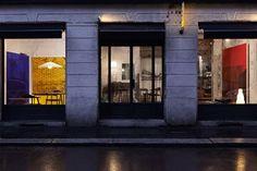 basil green pencil: BassamFellows opens in Milan: half Gallery half Store!