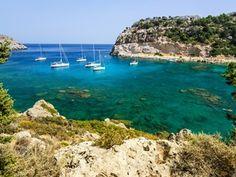 Goedkope vakantie Rhodos - Boek hier je reis naar Rhodos | TUI Hotels, Water, Outdoor, Windsurfing, Rhodes, Rice, Water Water, Outdoors, Aqua