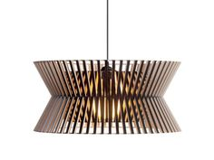 Handmade pendant lamp KONTRO 6000 Secto Collection by Secto Design | design Seppo Koho