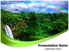 Buckingham palace powerpoint template is one of the best download our professionally designed waterfall and rainbow ppt template this waterfall and rainbow powerpoint template toneelgroepblik Gallery