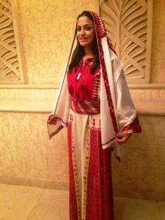 ثوب الدجاني -يافا