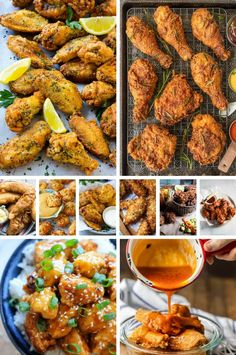 20 Delectable Fried Chicken Recipes #chicken #friedchicken #fried #dinner #dinneratthezoo