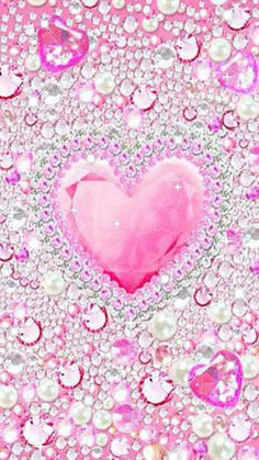 New Ideas For Wallpaper Iphone Cute Pink Glitter Valentines Day Heart Iphone Wallpaper, Bling Wallpaper, Cute Girl Wallpaper, Cute Wallpaper For Phone, Trendy Wallpaper, Kawaii Wallpaper, Cellphone Wallpaper, Cute Wallpapers, Iphone Wallpapers