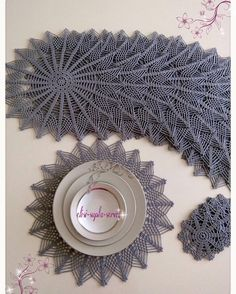 Side lace american service samples – kendinyapsana com Supla - Bra and Bikini Fashion This Pin was discovered by Lal No automatic alt text available. Crochet Doily Patterns, Crochet Designs, Crochet Doilies, Crochet Mandala, Mandala Pattern, Crochet Home, Crochet Crafts, Crochet Projects, Diy Crafts
