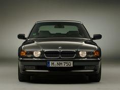 BMW 750i (E38) '1998–2001