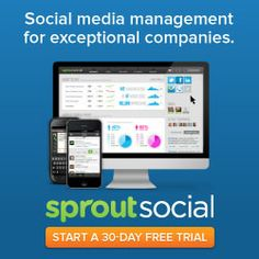 Social media management for exceptional companies |