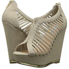 e0d832e1aaa  60.24 Steve Madden Wresse (Bone) Women s Wedge Shoes