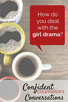 School counselors at every level often deal with relational aggression between girls. Frequently called girl drama, relational aggression can take up significant time and seem never ending. Tips from school counselors on their approach to managing relational aggression.