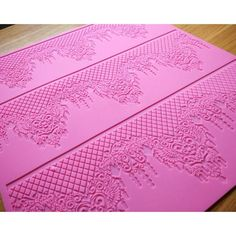 New arrival triple crown lace cake mold, silicone mold Christmas cake decorating tools, kitchen