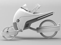 This Insane Baby Stroller Has an Auto-Adjusting Suspension Best Baby Strollers, Concept Motorcycles, Futuristic Motorcycle, Yanko Design, Futuristic Design, Baby Carriage, Bike Design, Transportation Design, Innovation Design