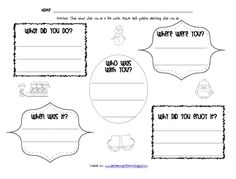Learning to the Core: Winter Writing Freebie!