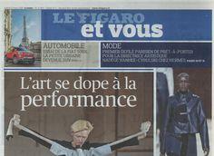 Le Figaro et Vous - 10 Mars 2015 - Maison Rabih Kayrouz