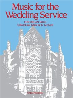 Music for The Wedding Service (Solo Part)