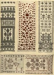 Ukrainian embroidery.