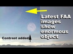 Alaskan FAA weather cam shows gigantic celestial object. Planeta Nibiru, Cam Show, It's Going Down, Final Days, News Media, Image Shows, Looking Up, Science And Technology, Aliens