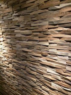 Walls, Interiors, Stone, Architecture, Wood, Design, Carpentry, Stairs, Arquitetura