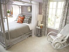 Eclectic | Bedrooms | Vanessa DeLeon : Designers' Portfolio : HGTV - Home & Garden Television#/id-9695/color-gray/room-bedrooms#/id-9141/col...