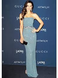 kate beckinsale gown teal - Buscar con Google