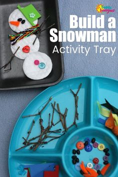 10 Christmas Party Activities for Kids - Happy Hooligans 10 Christmas Party Activities and Treats for Kids Winter Activities For Toddlers, Winter Crafts For Kids, Winter Fun, Kids Crafts, Preschool Winter, Winter Snow, Christmas Activities For Preschoolers, January Preschool Themes, Quiet Time Activities