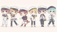 Anime Chibi, Manga Anime, Vocaloid, Rain Singer, Anime Merchandise, Anime Costumes, Anime Style, Boys, Disney
