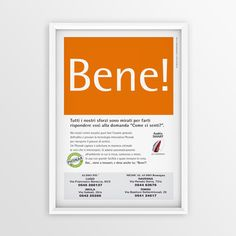 "Print advertising for Phonak ""Bene!"" #creative #design #adv www.gioart.com"